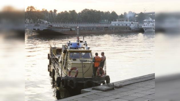 Cadena de naufragios en Rusia