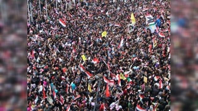 Siria convoca a referendo constitucional para el 26 de febrero