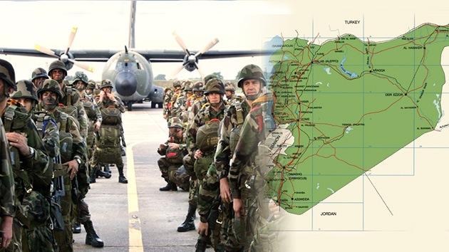 Francia y Bélgica, preparadas para una intervención militar en Siria