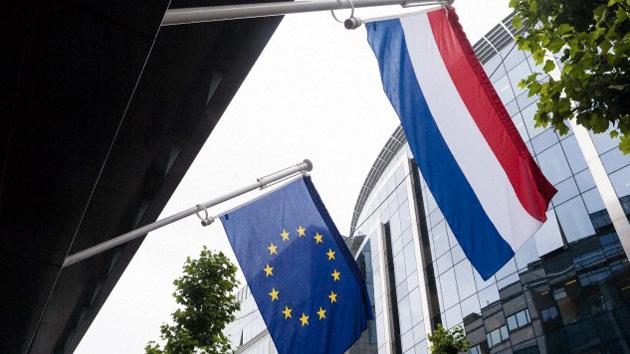 Holanda, a la cabeza de la recesión en la zona euro