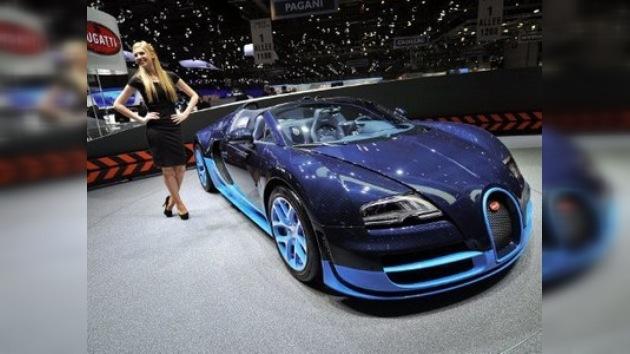 Arranca el Salón del Automóvil de Ginebra con grandes novedades