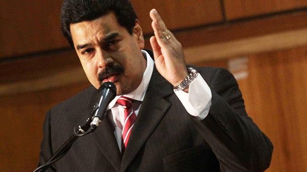 """Maduro: la crisis en la península coreana es un """"ajedrez macabro"""" de EE.UU."""