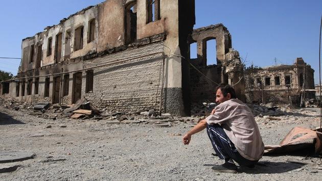 Cinco años tras el conflicto de Osetia del Sur: Rusia y Georgia entierran el hacha de guerra