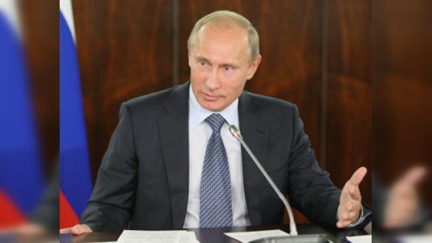 Vladímir Putin, un político que se ha convertido en el símbolo de la década para Rusia