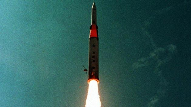 Israel prueba su interceptor de misiles Hetz 2 conjuntamente con el Pentágono