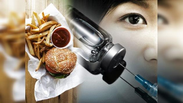 Víctimas de la comida chatarra
