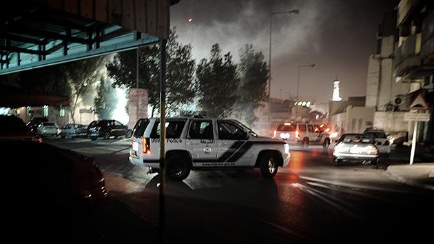 Video, fotos: Violencia policial en Bahréin contra manifestantes desarmados