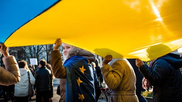 La UE está dispuesta a destinar 20.000 millones de euros a Ucrania