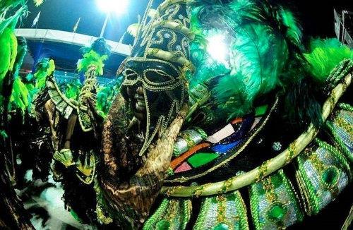 Carnaval de Río de Janeiro, la mayor atracción turística del año en Brasil