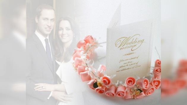 Unos 1.900 invitados asisitirán a la boda del Príncipe Guillermo