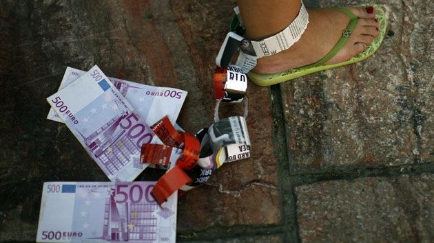 """""""Odio el euro, si es que se puede odiar a un activo financiero"""""""