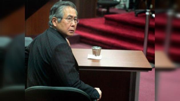 Alberto Fujimori no padece un cáncer activo