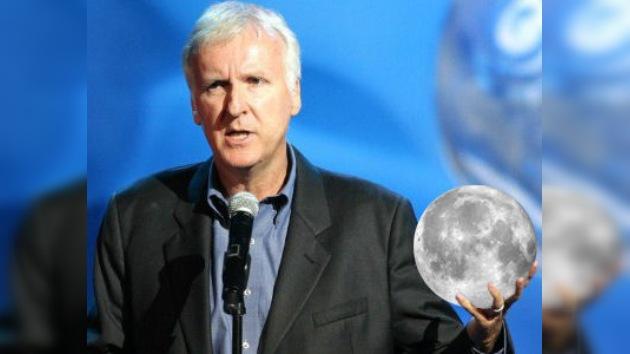 ¿Habrá pagado James Cameron 150 millones de dólares para visitar la Luna?