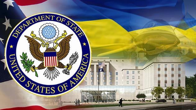 EE.UU. se niega a reconocer que su informe sobre Ucrania contiene un error grave