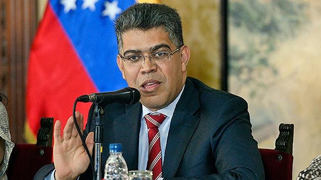 Venezuela se muestra abierta a normalizar las relaciones con EE.UU.