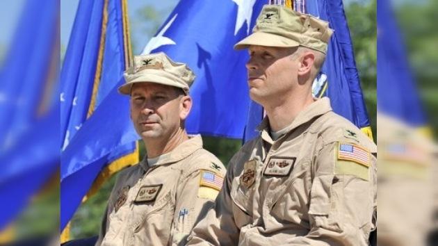 Líderes de Kirguistán demandan el cierre de la base aérea de EE. UU.