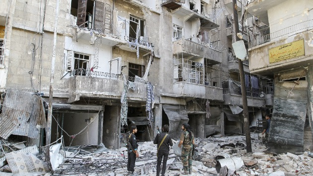 La oposición siria ocupa Ras al-Ayn