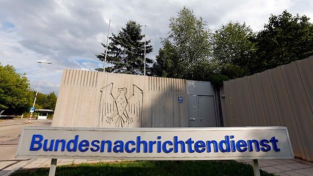 Detienen a un agente de inteligencia alemán acusado de espiar para EE.UU.