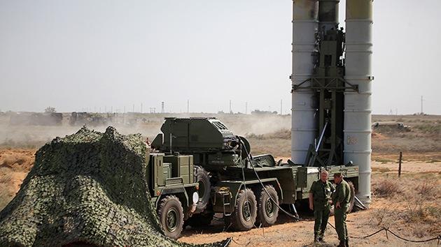 El sistema de defensa antiaérea S-400, base para la seguridad rusa