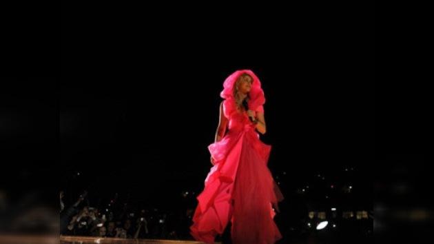 Shakira, robada en pleno concierto en México