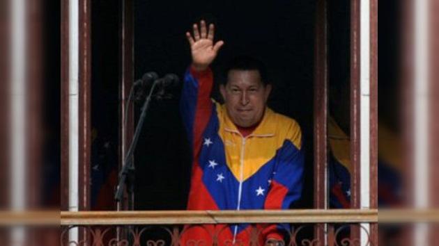 Chávez afirma que se encuentra en plenas facultades físicas