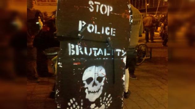 Policías vs. 'Ocupa Oakland': nueva ola de arrestos