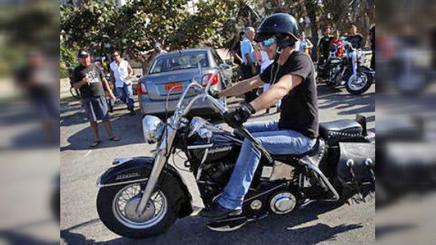 Vídeo: Cuba desempolva sus Harley-Davidson