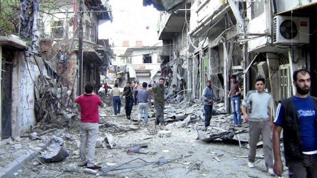 """""""La intervención externa impide solucionar el conflicto sirio"""""""