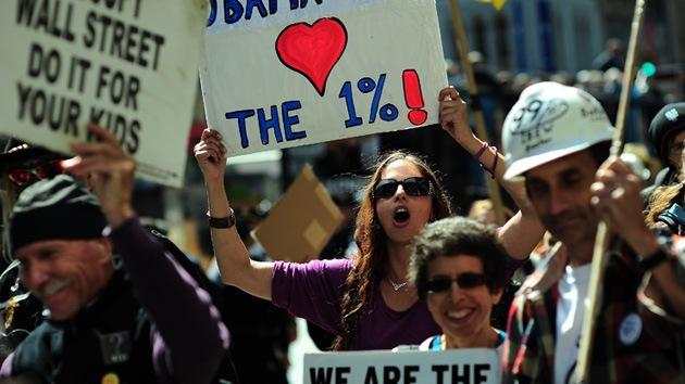 OWS anuncia la compra de 15 millones de dólares de deuda de los estadounidenses