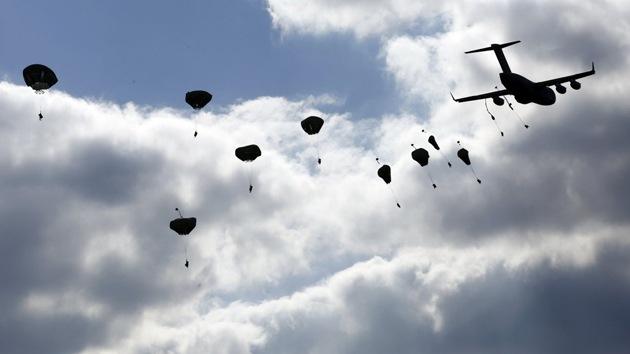 EE.UU. enviará 200 paracaidistas al simulacro de la OTAN en Ucrania