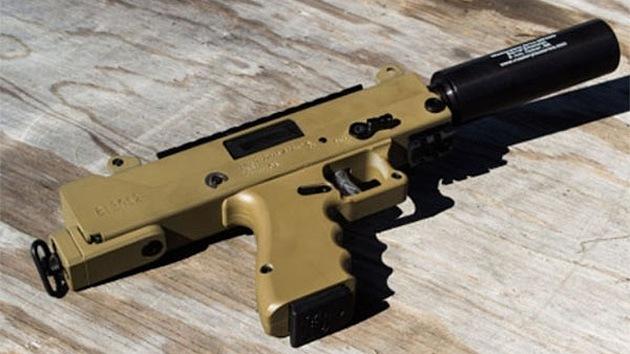 EE.UU. crea un pistola multicalibre que puede disparar cuatro tipos de cartuchos