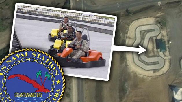 Abandonada la pista de karts de Guantánamo que costó en torno a 300.000 dólares