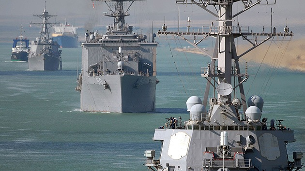 Experto: EE.UU. atacará Siria desde el mar
