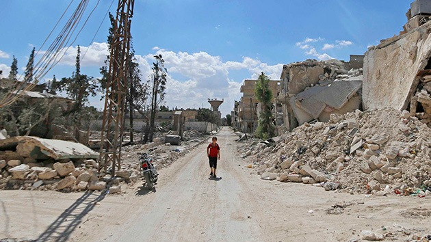 Minuto a minuto: Siria tras los bombardeos de EE.UU y aliados contra el Estado Islámico