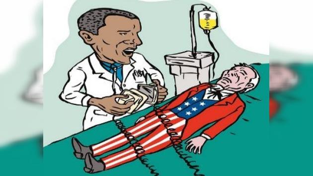 Popularidad de Obama afectada por descontento ante reforma de salud