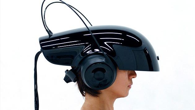 Crean un casco que hace imposible distinguir entre realidad y ficción
