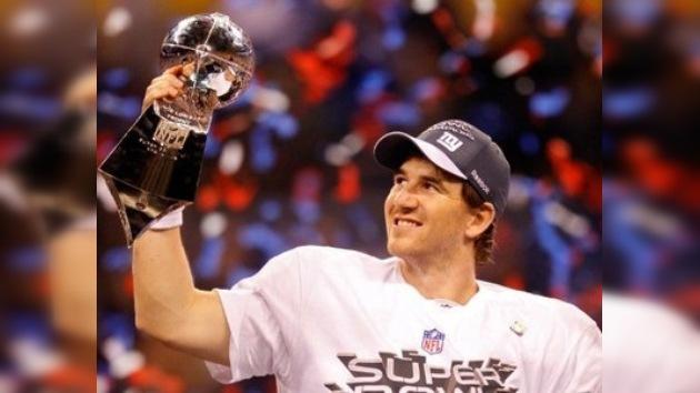 Los Giants de Nueva York conquistan por cuarta vez el Super Bowl