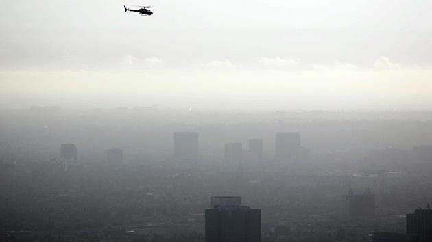 La contaminación del aire causa 200.000 muertes prematuras en EE.UU.