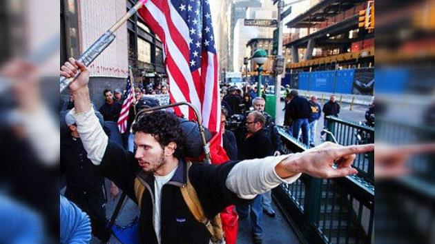 De Nueva York a Washington, a pie contra las injusticas del sistema