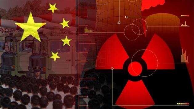 ¿Podría China disponer del mayor arsenal atómico del mundo?