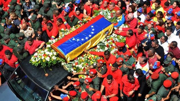 Pronto en RT: Cobertura especial del funeral de Hugo Chávez