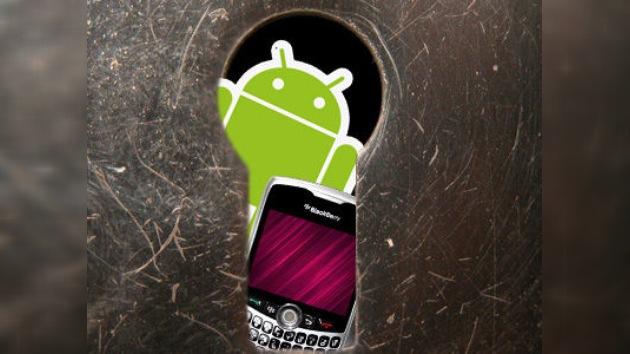 Los 'Smartphones' estadounidenses 'espían' a sus propietarios