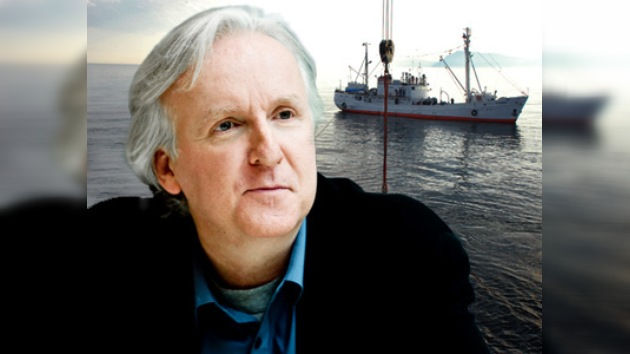 El cineasta James Cameron celebrará su cumpleaños en el lago Baikal