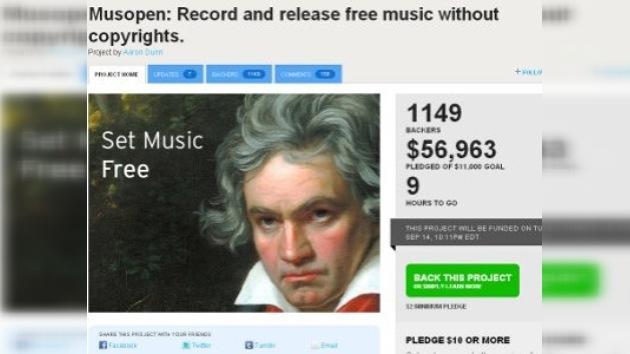 La música clásica tendrá acceso libre en Musopen.com