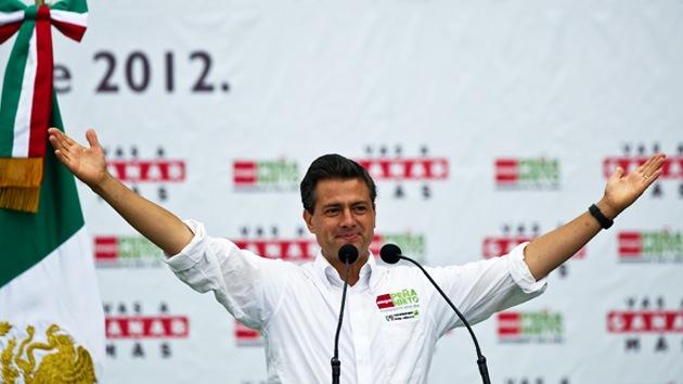 México se encomienda a Enrique Peña Nieto