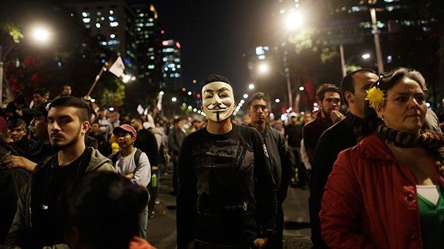 México: El Parlamento aprueba la reforma legal que podría impedir las protestas