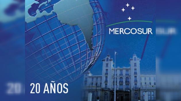 El Mercosur celebra su vigésimo aniversario