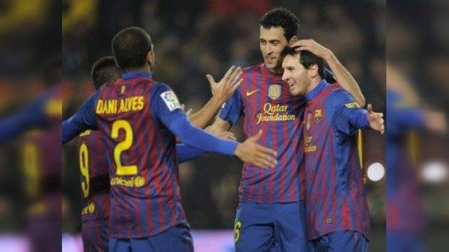 El FC Barcelona no pierde de vista al Real Madrid