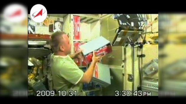Video desde la Estación Espacial Internacional, parte 10