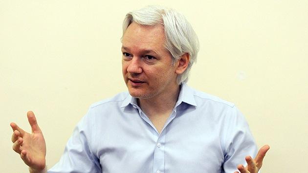 """Assange: """"Obama debe pensar en el legado que deja"""""""
